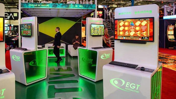 EGT Software provider