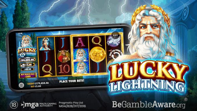 Lucky Lightning slot