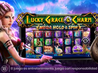 Lucky Grace Charm