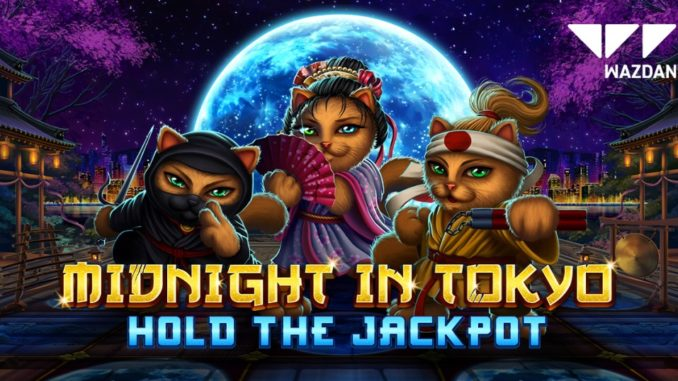 Midnight in Tokyo slot game