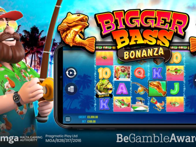BIGGER BASS BONANZA slot game