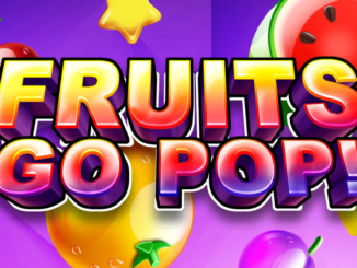 Fruits go pop slot