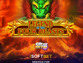 Legend of the four beasts slot