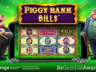 Piggy bank bills slot game